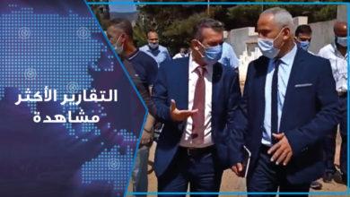 Photo of المدير العام للتلفزيون الجزائري السيد أحمد بن صبان في زيارة عمل إلى محطة وهران الجهوية