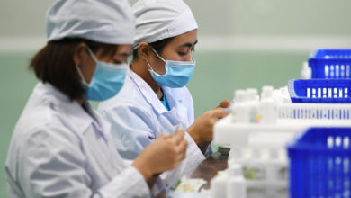 Photo of الصين: لقاح لكوفيد-19 يدخل مرحلته السريرية الثانية