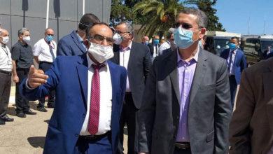 Photo of وهران: الرئيس المدير العام لسوناطراك يتفقد منشآت المنطقة الصناعية لأرزيو