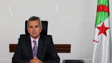 Photo of M. Benbouzid s'entretient avec les représentants du système des Nations unies et de l'OMS