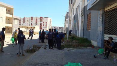"""Photo of وكالة """"عدل"""" تطلق أكبر عملية تنظيف لمواقعها السكنية"""