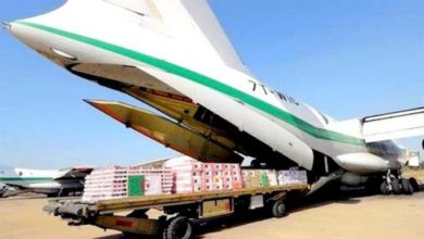Photo of Solidarité : embarquement de 90 t d'aides à destination du Mali