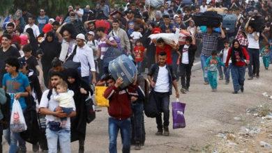 Photo of مفوّض الأمم المتحدة للاجئين: عدد النازحين عالميًا بلغ 79.5 مليون شخص حتى نهاية عام 2019