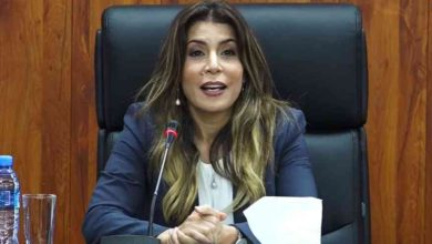 Photo of Salima Souakri prend ses fonctions de secrétaire d'Etat chargée du sport d'élite