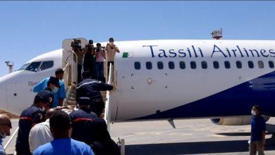 Photo of طيران الطاسيلي يجلي طفلا من ايليزي نحو العاصمة لإجراء فحوصات طبية مستعجلة