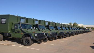 Photo of SAFAV-MB de Tiaret : 80 véhicules livrés à la direction générale des Forêts
