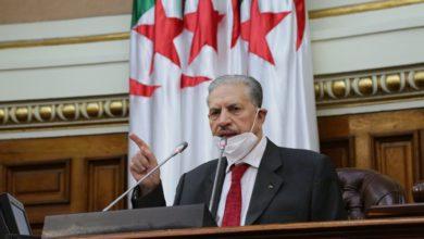 Photo of صالح قوجيل : إسترجاع رفات المقاومة الشعبية خطوة نحو إعتراف فرنسا بجرائمها في الجزائر