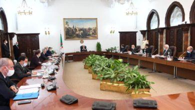 Photo of رئيس الجمهورية : الخطة الوطنية للإنعاش الاقتصادي والاجتماعي يجب أن تحافظ على الطابع الاجتماعي للدولة