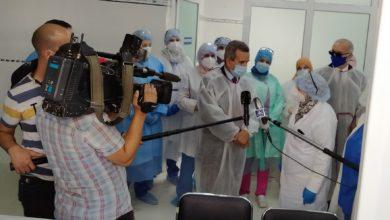 Photo of وزير الصحة في زيارة عمل وتفقد إلى ولاية سطيف