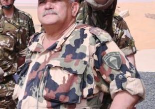 Photo of اللواء حسان علايمية في ذمة الله