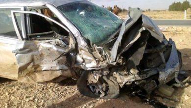 Photo of وفاة 5 أشخاص و172 جاريحا في حوادث المرور خلال ال24 ساعة الأخيرة