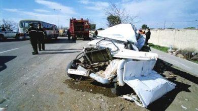 Photo of حوادث المرور: إصابة 107 أشخاص بجروح خلال الـ24 ساعة الأخيرة