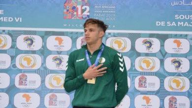 Photo of السباح الجزائري جواد سيود ينضم إلى نادي أولمبيك نيس
