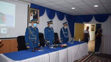 Photo of تنصيب العميد الأول للشرطة باديس نويوة على رأس أمن ولاية بومرداس