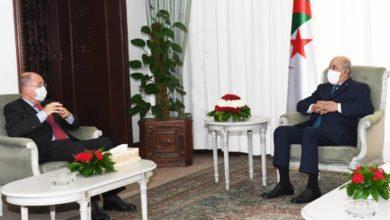 Photo of رئيس الجمهورية يستقبل سفير فرنسا بالجزائر