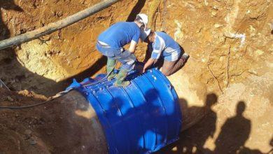 """Photo of إعداد مخطط للقضاء على """"النقاط السوداء"""" بشبكة توزيع المياه الصالحة للشرب بورقلة"""