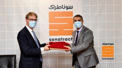 """Photo of سوناطراك توقع مذكرة تفاهم مع الشركة الإسبانية """"سيبسا"""""""