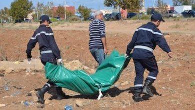 Photo of الشلف: العثور على جثة أربعيني على حافة الطريق