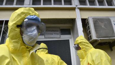 Photo of حصيلة: 551 إصابة جديدة بفيروس كورونا 427 حالة شفاء و13 وفاة خلال الـ24 ساعة الأخيرة