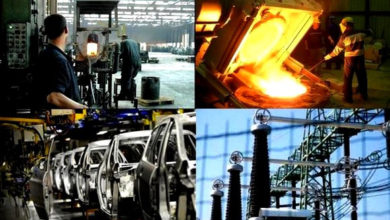 Photo of Industriel public: recul de 6,7% de la production durant le 1er trimestre 2020