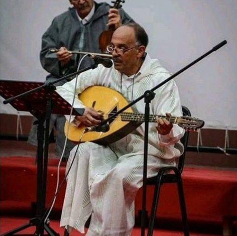 Photo of Décès de l'artiste Abderrahmane Yamouni, un des piliers de la chanson chaâbi