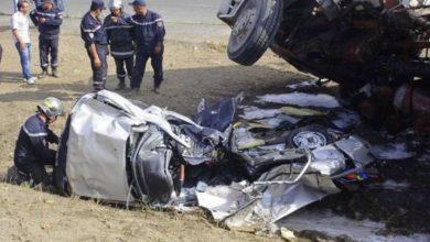 Photo of Accidents de la route : 9 morts et 179 blessés en 24 heures