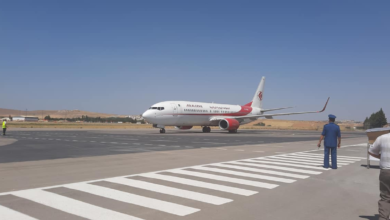 Photo of إجلاء 300 رعية جزائري من مدينة ليون الفرنسية عبر مطار سطيف