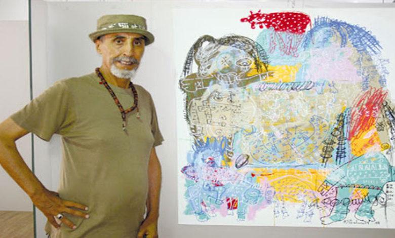 Photo of Décès du peintre-plasticien Ahmed Benyoucef Stambouli