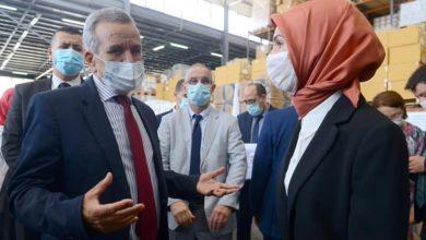 Photo of الجزائر تستلم من تركيا معدات وتجهيزات طبية لمواجهة جائحة كورونا