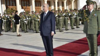 Photo of Le Président de la republique nomme le général-major Omar Tlemsani commandant de  la 4ème région militaire