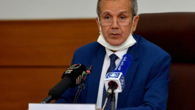 "Photo of وزير الصحة: ""25 إلى 30 بالمائة من مجموع الإصابات المؤكدة بفيروس كورونا  عائلية"""