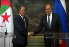 Photo of Algérie-Russie: Lavrov salue le niveau des relations bilatérales