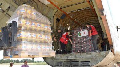 Photo of الجزائر ترسل أزيد من 200 طن من المساعدات وطاقم من المسعفين ومسيري الكوارث إلى لبنان
