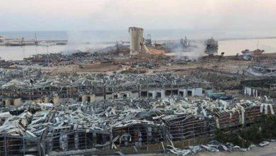 Photo of لبنان:ارتفاع عدد ضحايا انفجار بيروت إلى 154 قتيل