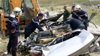 Photo of وفاة 23 شخصا وإصابة 1311 آخرين خلال أسبوع