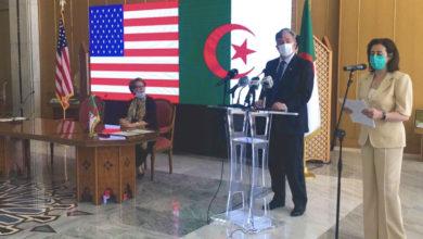 Photo of بيان وزارة الثقافة لتوقيع البرنامج التنفيذي مع السفير الأمريكي لحفظ وترميم التراث الثقافي