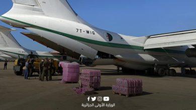Photo of الوزير الأول يشرف على عملية إرسال 4 طائرات تحمل مساعدات باتجاه العاصمة بيروت