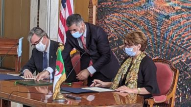 Photo of التوقيع على مذكرة تفاهم حول حماية الملكية الثقافية بين الجزائر والولايات المتحدة الأمريكية