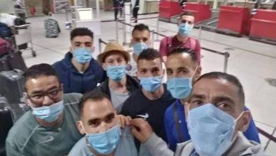 Photo of الفريق الوطني لألعاب القوى يعود إلى الجزائر بعدما كان عالقا بكينيا
