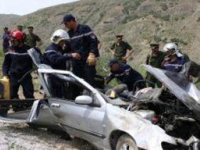 Photo of Accidents de la route: 32 morts et 1462 blessés en une semaine