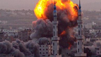 Photo of الاحتلال الإسرائيلي يواصل لليوم الثالث على التوالي شنّ غارات جوية على قطاع غزة