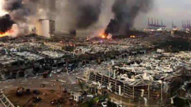 Photo of وزير الصحة اللبناني: ارتفاع عدد ضحايا إنفجار بيروت إلى 113 قتيلا