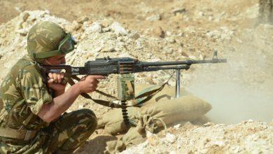 Photo of الحصيلة العملياتية للجيش الوطني الشعبي: كشف وتدمير 3 مخابئ للجماعات الإرهابية ببومرداس