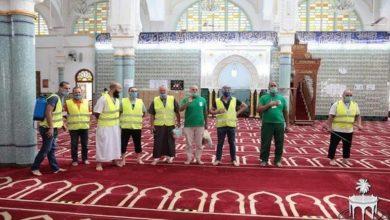 Photo of البليدة: تجنيد قرابة 900 عون لتنظيم دخول المصلين إلى المساجد