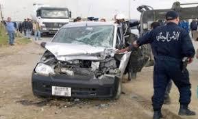 Photo of Accidents de la route: 2 morts et 83 blessés le week-end dernier
