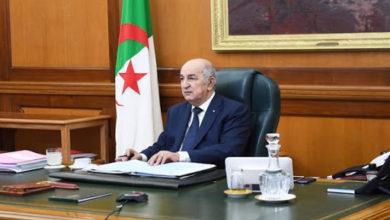 Photo of Le président de la république présidera aujourd'hui une réunion du conseil des ministres