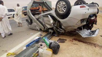 Photo of Accidents de la circulation : 6 morts et 294 blessés en 48 heures