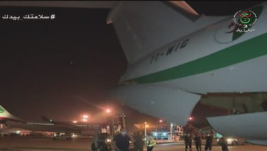 Photo of وصول المساعدات التي أقرها رئيس الجمهورية إلى مطار بيروت