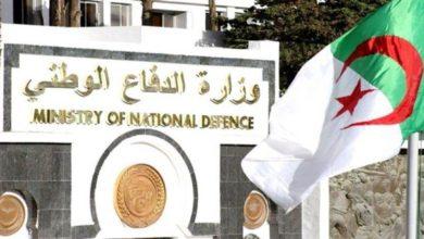 Photo of وزارة الدفاع الوطني : اللواء مفتاح صواب استفاد من تكفل طبي بالخارج ولا يتواجد في حالة فرار