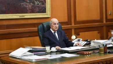 Photo of Le Président de la république préside une réunion portant sur l'examen de la situation sécuritaire et financière